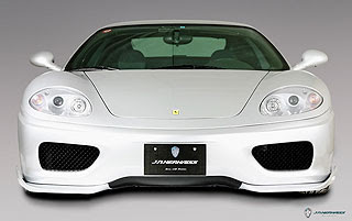 2007 JNH Ferrari 360 Modena