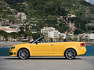 2008 Audi RS 4 Cabriolet 4
