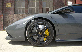 Lamborghini Edo Murcielago LP640 4