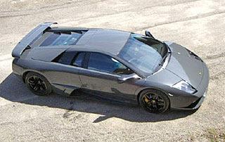 Lamborghini Edo Murcielago LP640