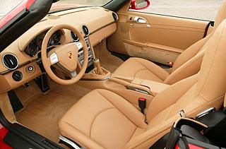 2007 Porsche Boxster 5