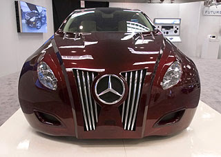 2007 Alpine Imprint RLS Demo Car based on Mercedes-Benz R500