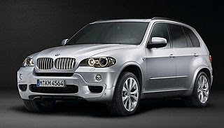 2008 BMW X5 M Sport Package 2