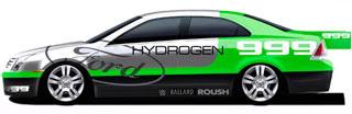 Ford Fusion Hydrogen 999 2