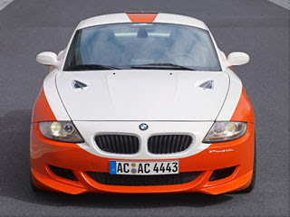 2007 AC Schnitzer BMW Z4 M Coupe Profile Concept