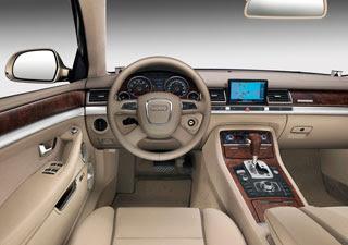 2008 Audi A8 3