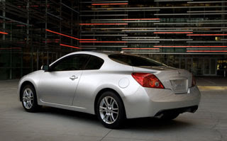 2008 Nissan Altima Coupe 2