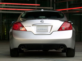 2008 Nissan Altima Coupe 3