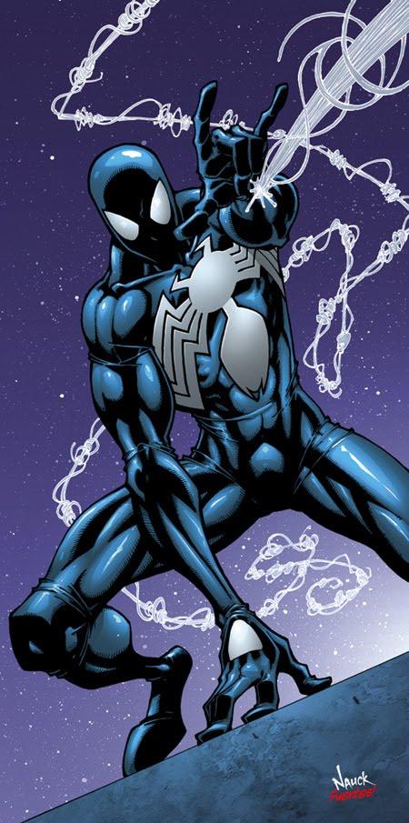 Sam Johnson Comics: What If Venom possessed Deadpool?