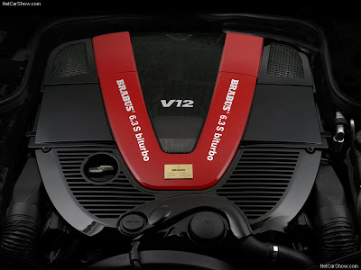 Mercedes Benz Logo Wallpaper. Brabus Mercedes-Benz SL engine