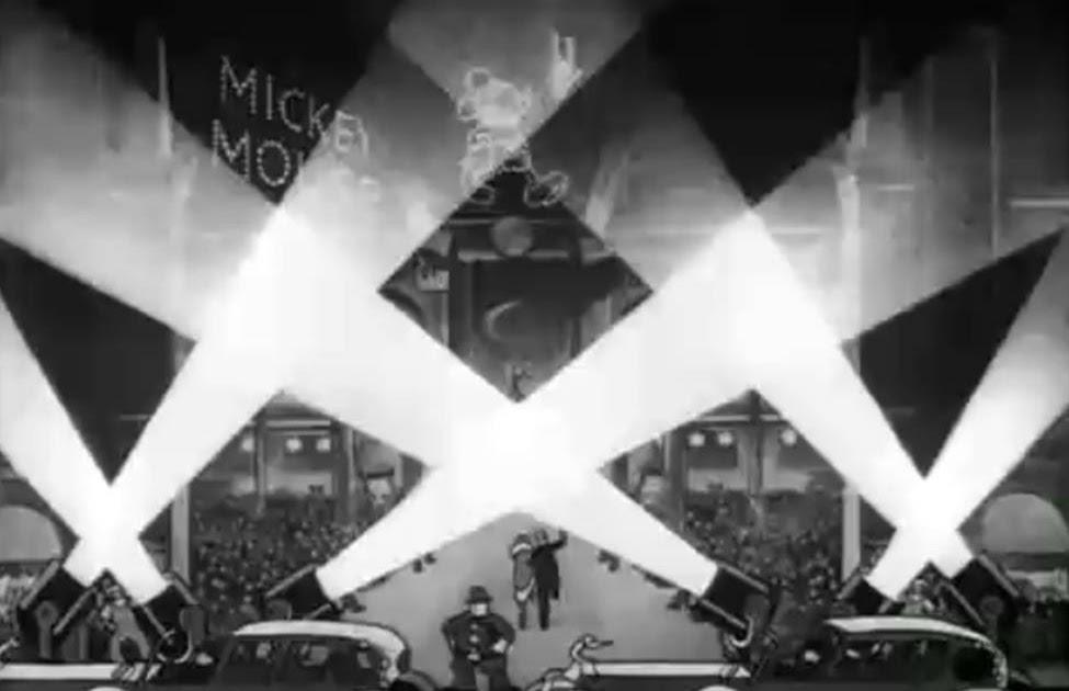 Disney Film Project: Mickey's Gala Premier