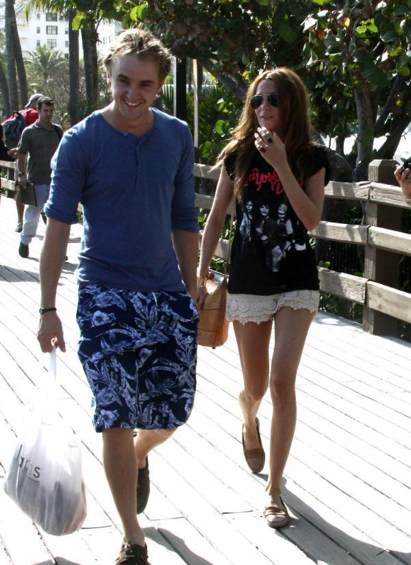 "MH ""Mundo Hollywood"": Tom Felton & Jade Olivia"