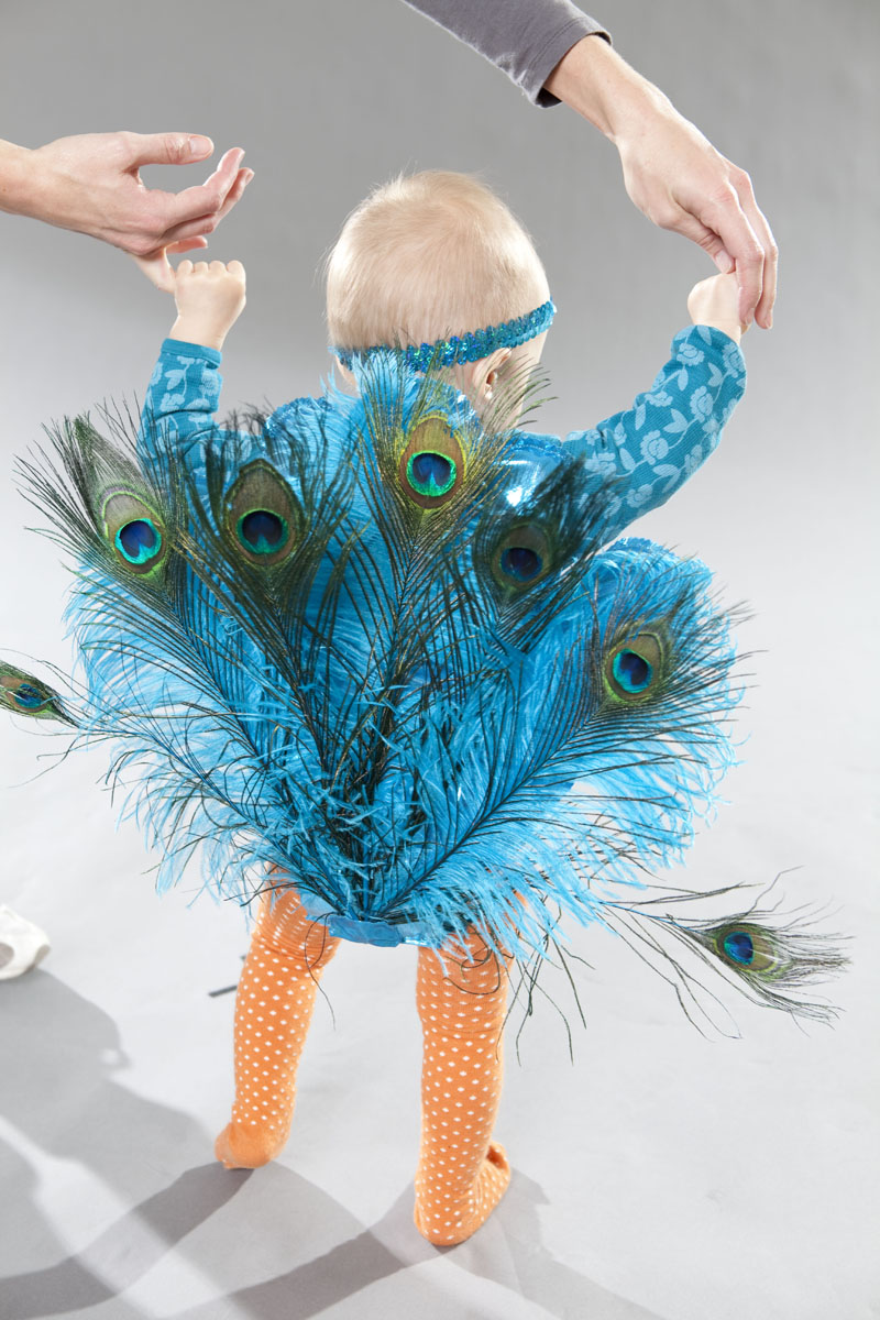 Peacock costumes - photo#15