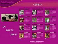 Calendar de la Grişka