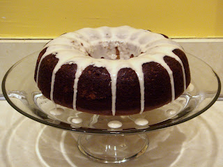 Rum Cake Glaze Substitute For Sugar