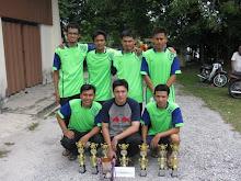 . : juara futsal BSM 2008 : .