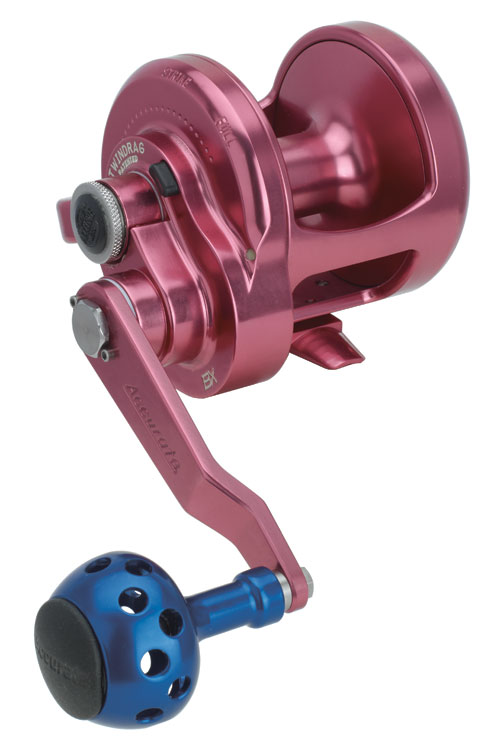 Fishing accurate reels pink bx 600x for Pink fishing reel