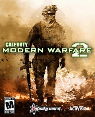 Categoria jogos de pc, Capa Download Call of Duty Modern Warfare 2 (Rip) (PC)