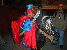 Danzante de Camarón