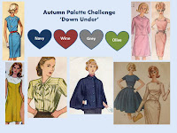 My Autumn Palette Challenge