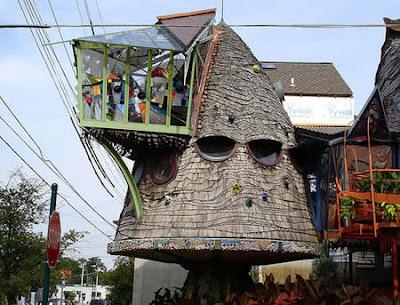 Arquitectura no convencional: A241_mushroom