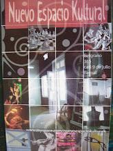 Inauguración 2007 del Nuevo Espacio Kultural