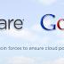 VMware y Google se unen para el vCloud