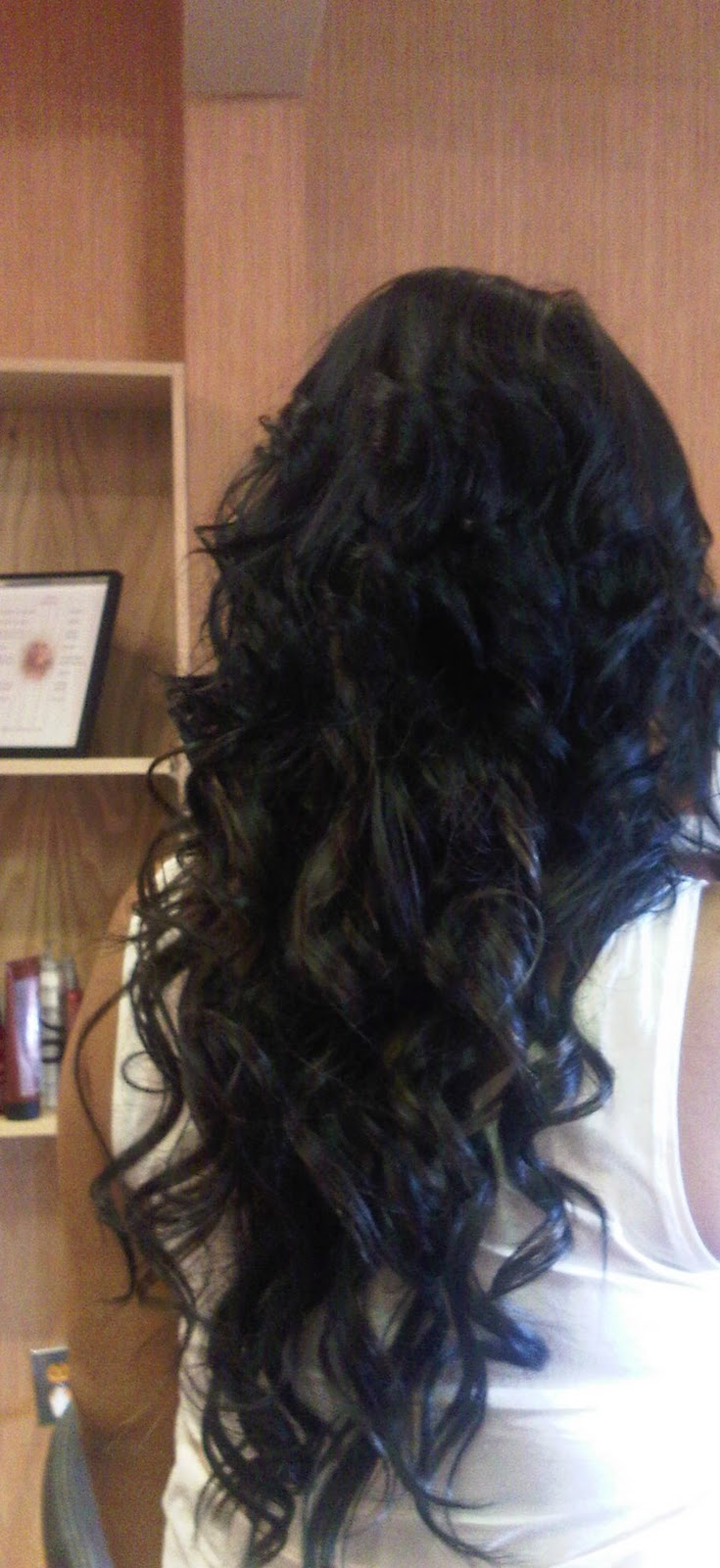 Maggie Lee Human Hair Extensions In The Mix
