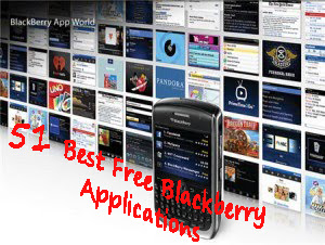 Software Aplikasi Blackberry