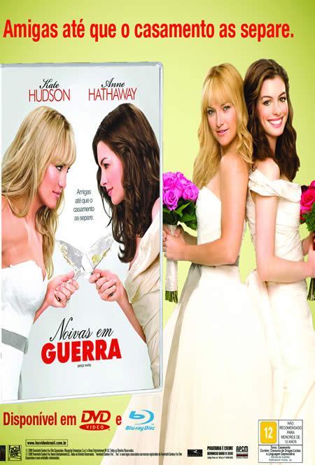 Noivas Em Guerra Dublado 2009