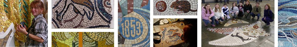 momosaic - mosaic and other art works by Maureen O'Kane