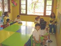 Cilukbaa preschool &; kindergarten, terapkan active learning pada
