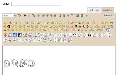 yahoo and asteeg emoticon