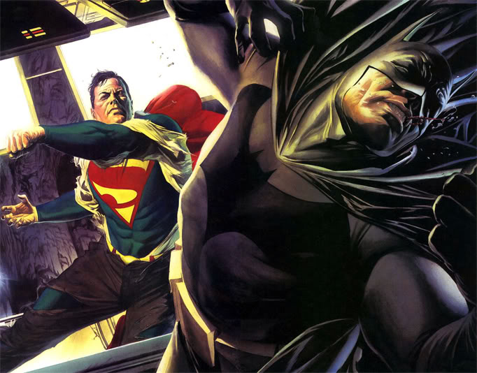 Is Superman A Hero? Is Batman A Superhero?