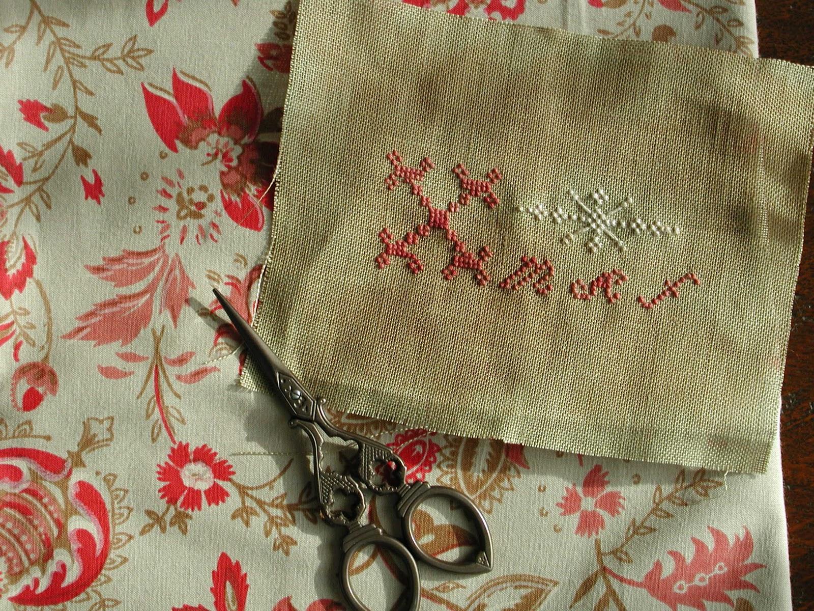 Threadwork primitives merry christmas wall pocket
