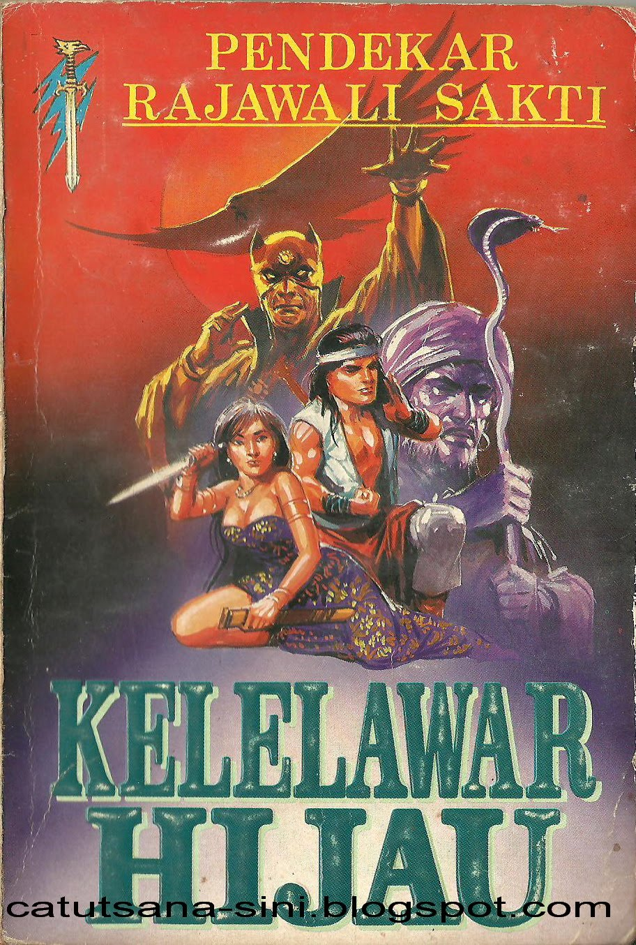 download novel pendekar rajawali sakti