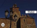 La chimenea de la Iglesia de Monesterio