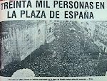 El impacto de la muerte de Franco en Extremadura