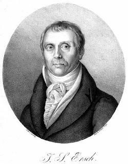 Johann Samuel Ersch