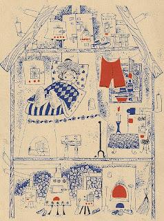 Дом с колокольчиком