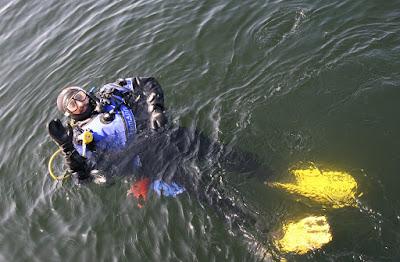 Дайвинг, Финляндия, частный гид, экскурсии, diving