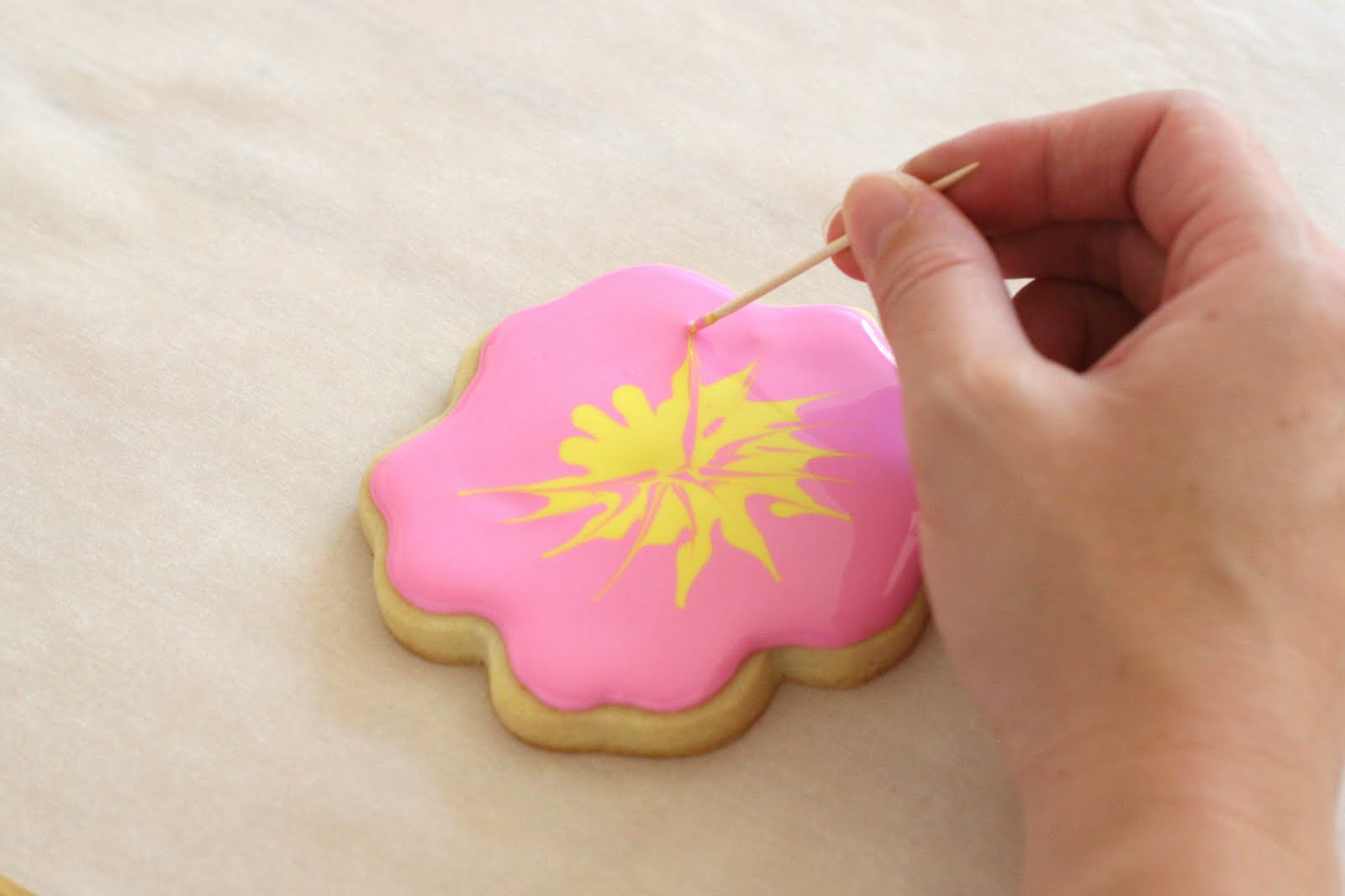 Cookie decorating how to make pretty hibiscus cookies glorious treats cookie decorating how to make pretty hibiscus cookies glorious treats izmirmasajfo