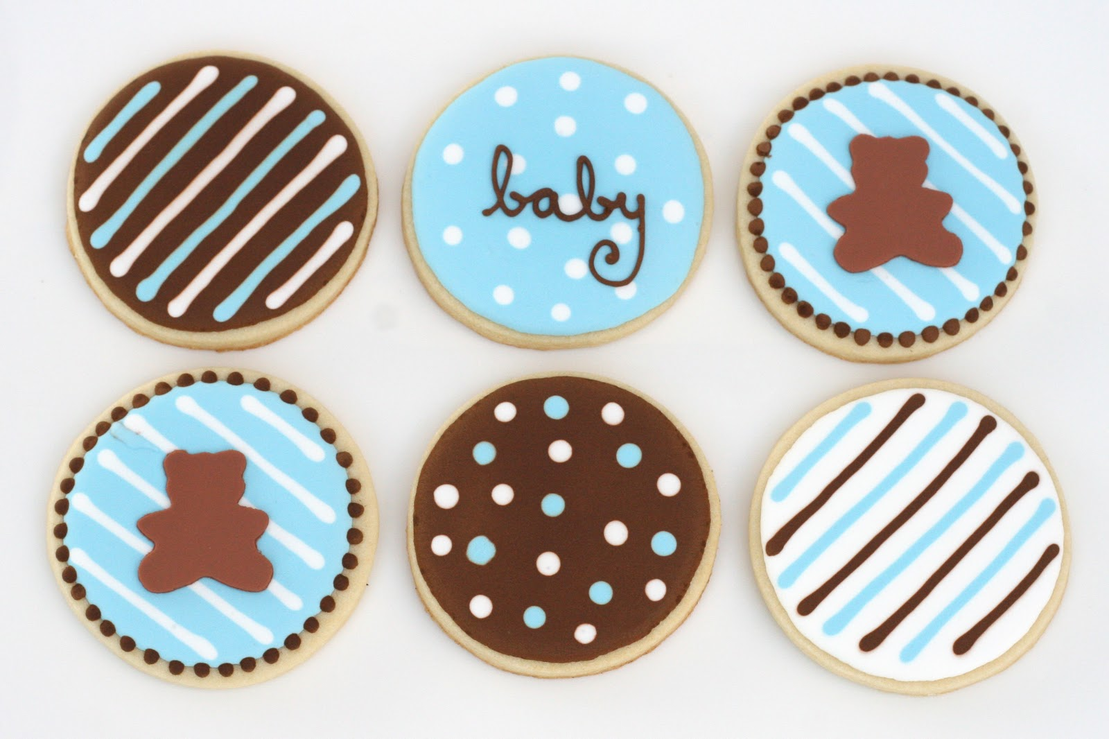 Baby Shower Treats » Glorious Treats