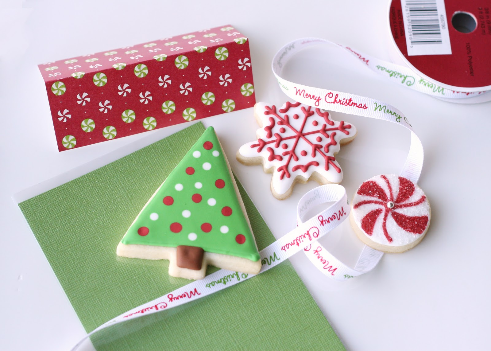 Christmas Cookies And Cute Packaging Glorious Treats