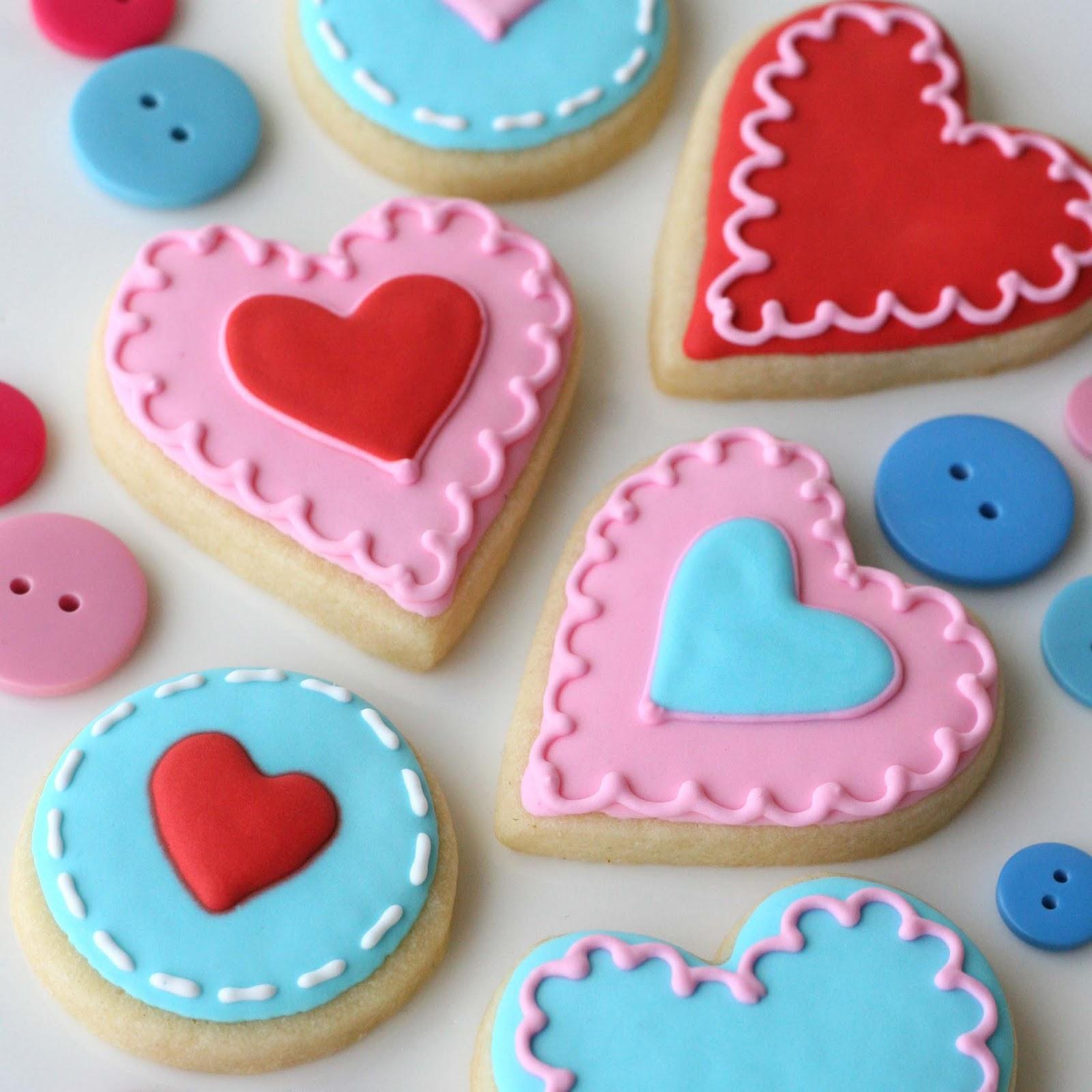 Valentines Cookies Cute Valentine�...