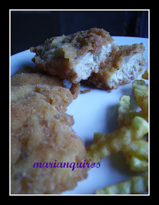 Fritura de pollo