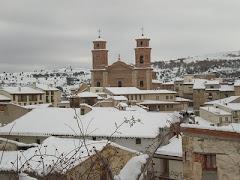 Villarluengo nevado