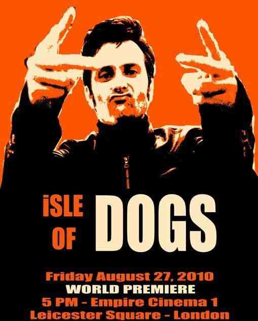 Isle of Dogs movie