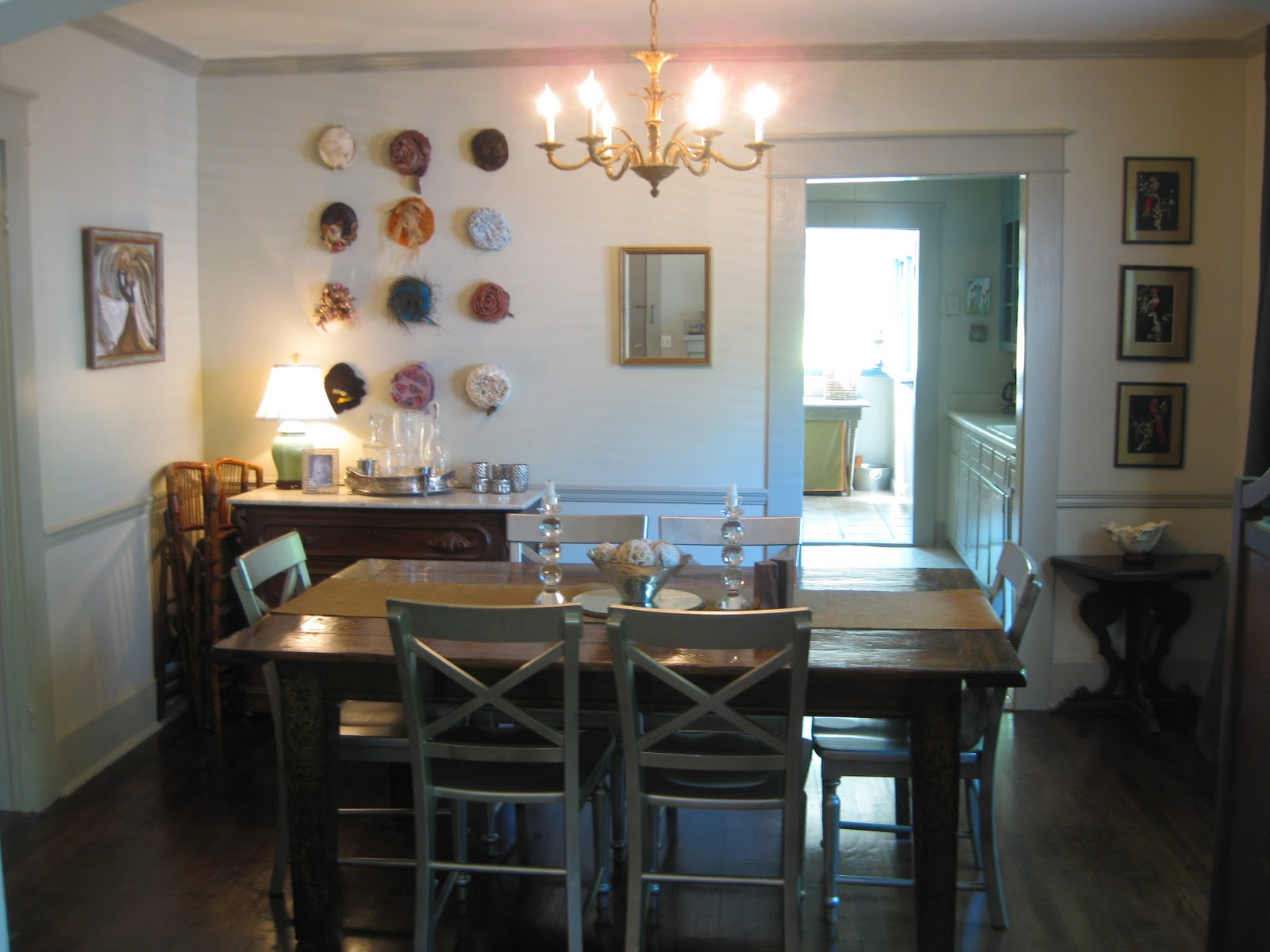 A Walk Through Dining Room Revamp