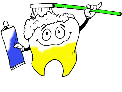desenho de dentes